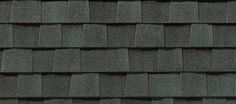 LANDMARK-color is Hunter Green-Landmark™ - Designer - Residential - Roofing - CertainTeed Good! Asphalt Shingles, Roofing Shingles, Exterior Solutions, Shingle Colors, Roofing Options, Residential Roofing, Roof Colors, Roof Plan, Roof Repair