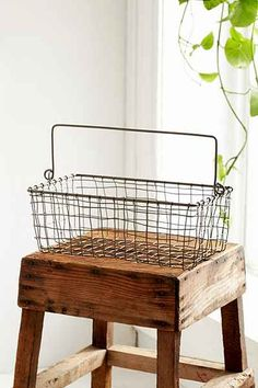 4040 Locust Industrial Storage Caddy - Urban Outfitters