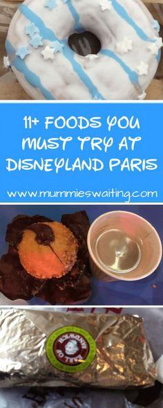 11+ foods you MUST try at Disneyland Paris - Mummies Waiting