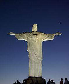 Rio de Janeiro, Brazil Christ the Redeemer