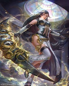 ArtStation - Meir / Amaryta (Pure White) version., jeremy chong