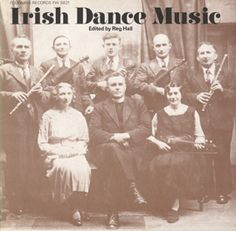 """Irish Dance Music by Various Artists - Reg Hall brings together a comprehensive collection of traditional Irish dance music spanning from 1928-1963. Hall explains that much of the music collected on this album was made """"largely as popular music for restricted sale to Irish country working-class people at home and in the ghettos in England and America""""."""