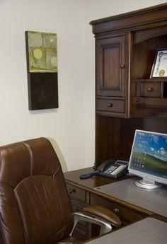 Amanda Wheeler Law Office Art Installation By OC Designer Source