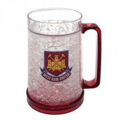 West Ham United F. West Ham United Fc, Football Fans, Freezer, The Unit, Plastic, Mugs, Tableware, Gifts, Accessories