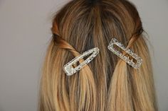 """• ADILLA colab • on Instagram: """"ADILLA clips available in salon $8each 🌸🎀"""" Barrette, Bobby Pins, Salons, Hair Accessories, Photo And Video, Beauty, Instagram, Lounges, Hair Barrettes"""