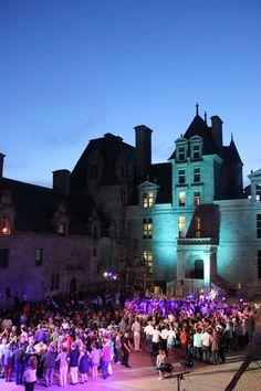 Grand Fest-Noz - Château de Kerjean - 2013, Saint-Vougay