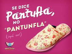¿Cómo se dice? Pin Up, Slippers, Shoes, Vintage, Fashion, Funny, Moda, Zapatos, Shoes Outlet