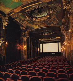 La Pagode movie theater, Paris.