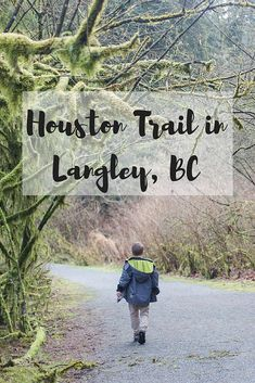 The one hour loop of Houston Trail in Fort Langley, BC. Great for geocachers! Weekend Trips, Day Trips, Langley British Columbia, Vancouver Hiking, Local Activities, Family Activities, Fraser Valley, Canadian Travel