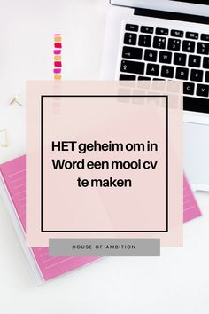 Cv tips: dit is HET geheim om een mooi cv te maken in Word. Doe er je voordeel mee wanneer je gaat solliciteren op jouw droombaan.   #houseofambition #cvmaken #cvsjabloon #cvdesign #cvtemplate Cv Tips, Ambition, Cards Against Humanity, Invitations, Words, Hush Hush, Save The Date Invitations, Shower Invitation, Invitation