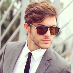 Men Haircut 2014