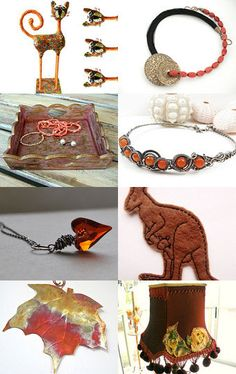 Terracotta by Natasha on Etsy--Pinned with TreasuryPin.com