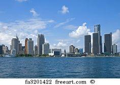 Detroit Postcard