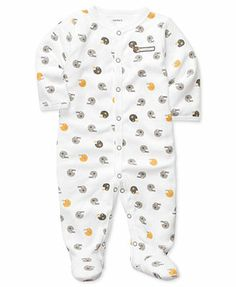 Carter's Baby Boys' Printed Coverall