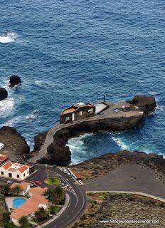 El hotel más pequeño del mundo, isla de El Hierro