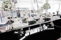 Chanel Inspired Party