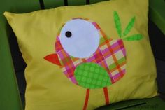 I just made this pillow!! love it! :)