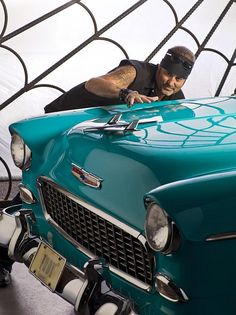 Danny 'The Count' Koker is in the Driver's Seat When New Car-Loving Series 'Counting Cars' Premieres on HISTORY
