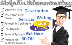 #Help_in_Dissertation is a well-known academic portal that is known for submission high-end #Dissertation_Writing_Services contribute to the #students.   Visit Here https://www.helpindissertation.co.uk/dissertation-services  Live Chat@ https://m.me/helpindissertation  For Android Application users https://play.google.com/store/apps/details?id=gkg.pro.hid.clients