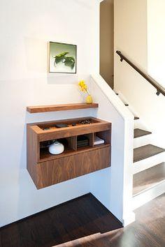 Moraga Residence - meados do Século - Entrada - OUTROS Metro - Jennifer Weiss Arquitetura