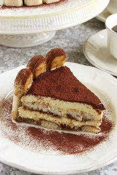 Tiramisu - főzött krémmel Tiramisu, Sweet Life, Ethnic Recipes, Food, Dolce Vita, Meal, Eten, Meals, Tiramisu Cake