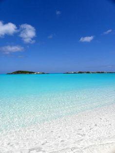 The nicest beach I've ever been to - Tropic of Cancer Beach, Exuma