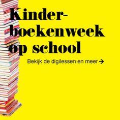 Kinderboekenweek 2013 - 2 t/m 13 oktober