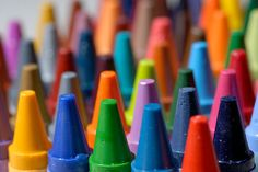 Crayon Bible Object Lessons