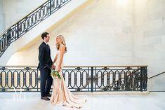 Couple: Kristie and John // Location: San Francisco City Hall