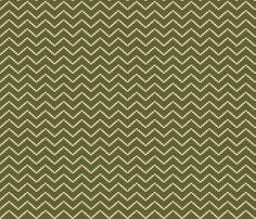 Out_West_3_Green_2 fabric by ©_lana_gordon_rast_ on Spoonflower - custom fabric
