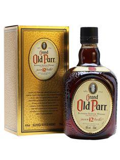 Domicilio de Whisky Grand Old Parr en Cali