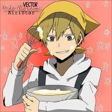 Masaomi Kida - Durarara!! Look at him so cute!!