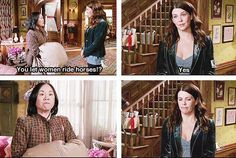Gilmore Girls. Bahaha, mrs. Kim