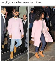 Drake & Rihanna Rihanna And Drake, Rihanna Love, Rihanna Fenty, Rihanna Fashion, Funny Facts, Funny Memes, Funny Cute, Hilarious, Ex Girl