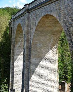 Pont ferovière., Nontron, Dordogne