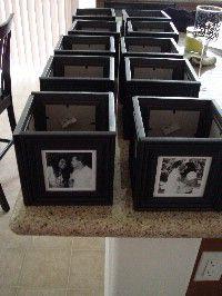 Diy Wedding Centerpieces Babynaenae S Black By Color Blog Photo