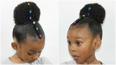 #GrowMyBabiesFro She's so freakin cute man www.hairspectacle.com #FollowUs #AllHairTypesWelcome  results in as lil as