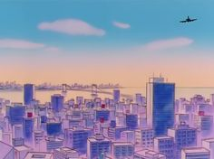 Saved on Spotify: by chief. Pixel Art Background, City Background, Cartoon Background, Sailor Moon Background, Sailor Moon Wallpaper, Sky Anime, Anime City, Sailor Moons, Pop Art Wallpaper