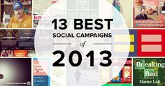 The expedience and wit needed in social media ad campaigns these days attracts not only the interest of the consumer but also of culture nerds. Which is why I give applause to companies like Wendy's for the campaign seen on this page. Awesome.   http://www.postano.com/blog/13-best-social-media-campaigns-of-2013