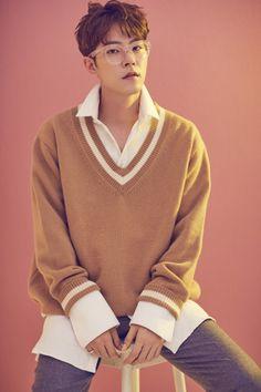 Hong Jong Hyun - The Star Korea Oct 2016