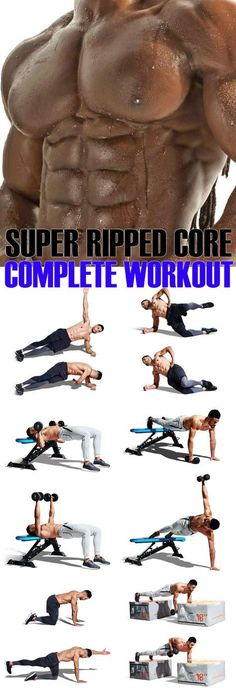 Want a strong ripped core? Check out this four week ab plan! This is complete with a full workout guaranteed to get you pumped! The Best Ab Workout For A Six-Pack. Bolt on these targeted abs workouts to your main gym session to sculpt a rock-hard six-pack Band Workout, Ab Workout Men, Best Ab Workout, Abs Workout Routines, Fun Workouts, Workout Plans, Ripped Workout, Hard Core Ab Workout, Workout Guide