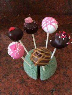 Valentine's Day Cake Pop Assortment | San Diego Cake Pop Shop