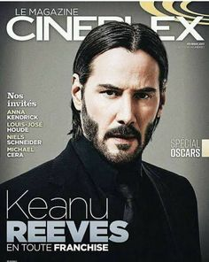 Keanu Reeves in Cineplex Magazine for John Wick: Chapter The Canadian star talks about growing up in Toronto, martial arts, and the fate of his new doggie in John Wick: Chapter 2 Keanu Reeves John Wick, Keanu Charles Reeves, Anna Kendrick, Beirut, John Wick 2014, Niels Schneider, Keanu Reeves Quotes, Keanu Reaves, Michael Cera