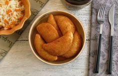 How to make Portuguese shrimp rissois.