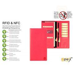 RFID Reiseetui / Reisebörse / Reiseorganizer Christoph Pink, R