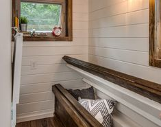 The Cedar Mountain From New Frontier Tiny Homes