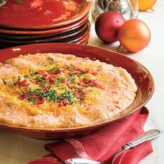Hot Tomato Grits Recipe | MyRecipes.com
