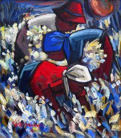 Artwork of Hennie Niemann exhibited at Robertson Art Gallery. Original art of more than 60 top South African Artists - Since South African Artists, Impressionism, Jr, Original Art, Abstract Art, Art Gallery, Artwork, Painting, Expressionism