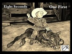Eight seconds.. where it begins (: