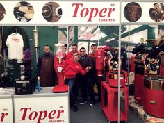 Lviv Coffee Festival 2016  #toper #toperroasters #coffee #coffeeroasters #cafe #kahve #lvivcoffeefestival #ukraine   www.toper.com